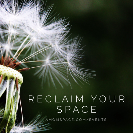Reclaim Your Space