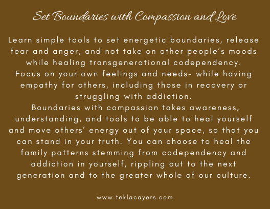 Set Boundaries with Compassion and Love